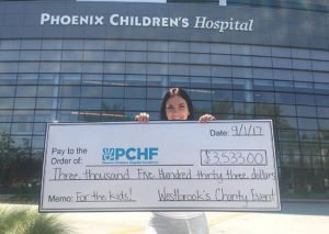 Phill Westbrooks - Phoenix Children's Hospital